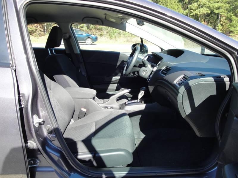 2015 Honda Civic LX (image 14)