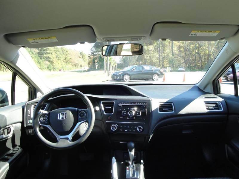2015 Honda Civic LX (image 15)