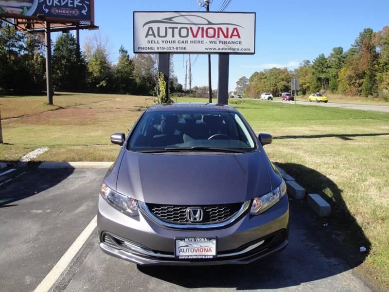 2015 Honda Civic LX (image 33)
