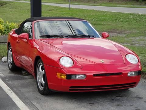 1994 Porsche 968 for sale in Durham, NC