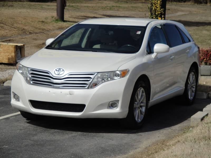 2011 Toyota Venza FWD 4cyl (image 4)