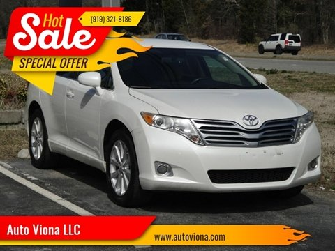 2011 Toyota Venza FWD 4cyl for sale at Auto Viona LLC in Durham NC