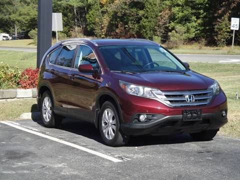 2012 Honda CR-V for sale in Durham, NC