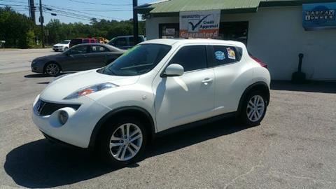 2014 Nissan JUKE for sale in West Columbia, SC