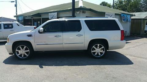 2011 Cadillac Escalade ESV for sale in West Columbia, SC