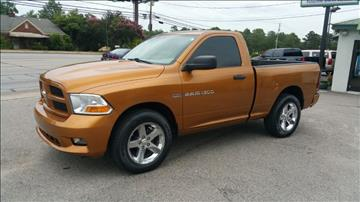 2012 RAM Ram Pickup 1500 for sale in West Columbia, SC