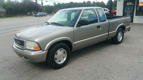 2003 GMC Sonoma for sale in West Columbia, SC