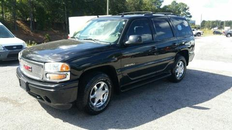 2005 GMC Yukon for sale in West Columbia, SC