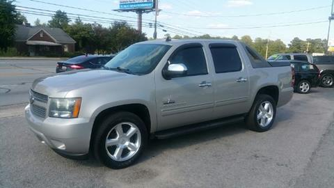 2009 Chevrolet Avalanche for sale in West Columbia, SC