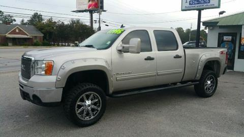 2007 GMC Sierra 2500HD for sale in West Columbia, SC