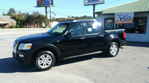 2007 Ford Explorer Sport Trac for sale in West Columbia, SC