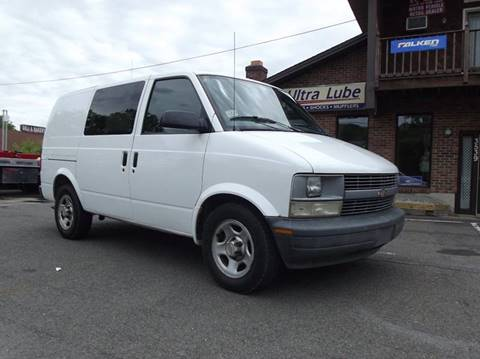 2004 Chevrolet Astro Cargo for sale in Nassau, NY