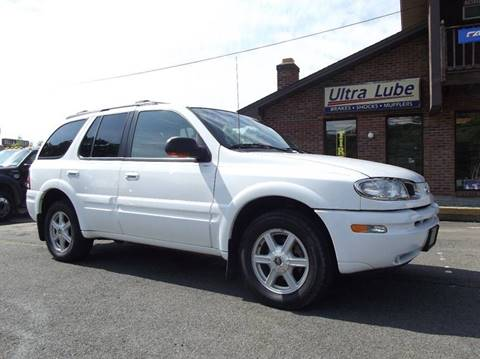 2003 Oldsmobile Bravada for sale in Nassau, NY