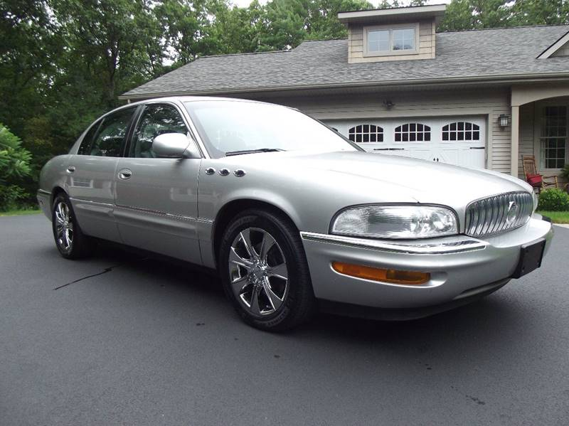 2005 Buick Park Avenue Ultra 4dr Supercharged Sedan for sale - YouTube