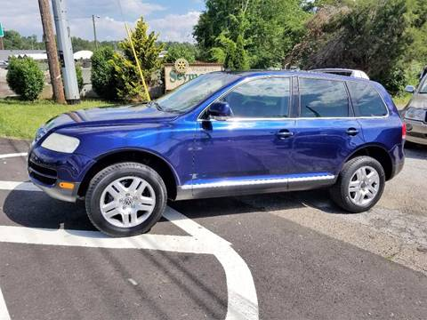 2004 Volkswagen Touareg for sale in Seymour, TN