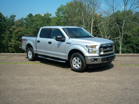 2017 Ford F-150 for sale in Moundsville, WV