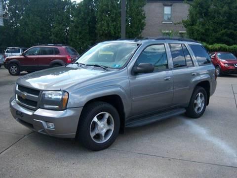 2008 Chevrolet TrailBlazer for sale in Moundsville, WV