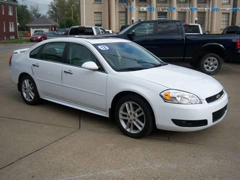 2012 Chevrolet Impala for sale in Moundsville, WV