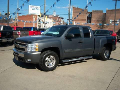 2011 Chevrolet Silverado 1500 for sale in Moundsville, WV