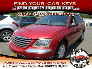 2005 Chrysler Pacifica for sale at Aero Motors INC in Essex MD