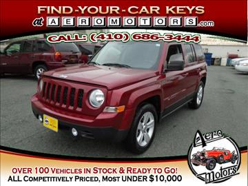 2012 Jeep Patriot for sale in Essex, MD