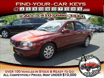 2001 Volvo S60 for sale in Essex, MD