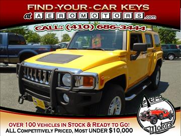 2006 HUMMER H3 for sale at Aero Motors INC in Essex MD