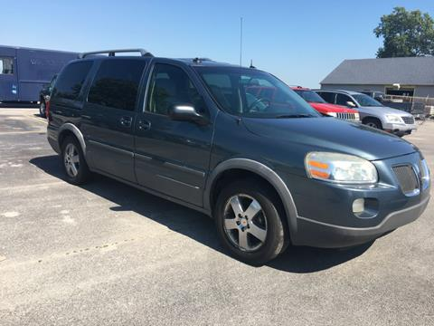2005 Pontiac Montana SV6 for sale in Gibsonburg, OH