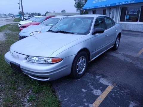 2002 Oldsmobile Alero for sale in Gibsonburg, OH