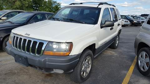 2001 Jeep Grand Cherokee for sale in Gibsonburg, OH