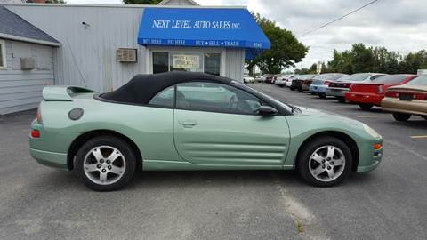 2003 Mitsubishi Eclipse Spyder for sale in Gibsonburg, OH