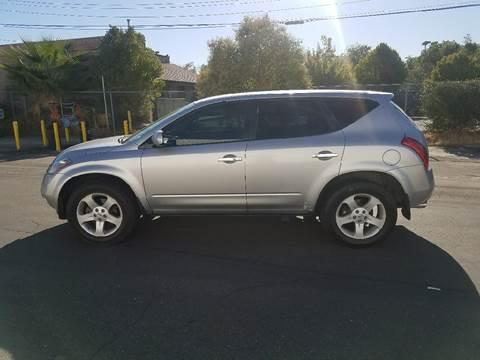 2005 Nissan Murano for sale in Sacramento, CA