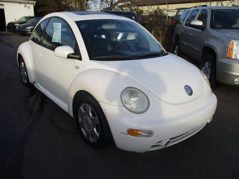 2001 Volkswagen New Beetle In Fredericksburg VA - 4 Wheels Auto Sales