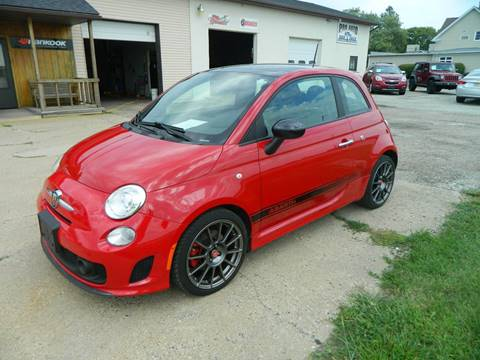 2013 FIAT 500 for sale at Pro Auto Sales in Flanagan IL