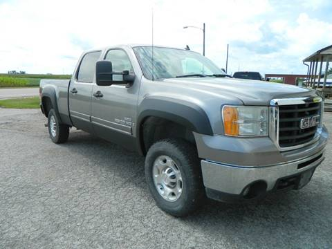 2007 GMC Sierra 2500HD for sale in Flanagan, IL