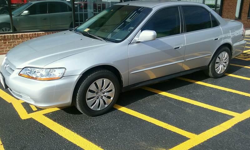 2001 Honda Accord LX V6 4dr Sedan   Cedar Bluff VA
