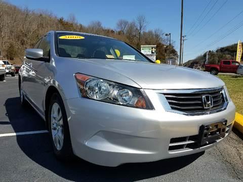 2008 Honda Accord for sale in Cedar Bluff, VA