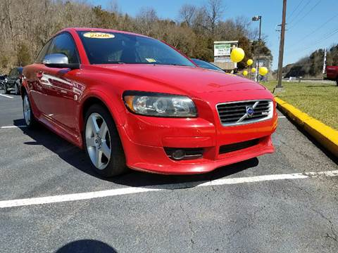 2008 Volvo C30 for sale at Leonard Auto Sales in Cedar Bluff VA