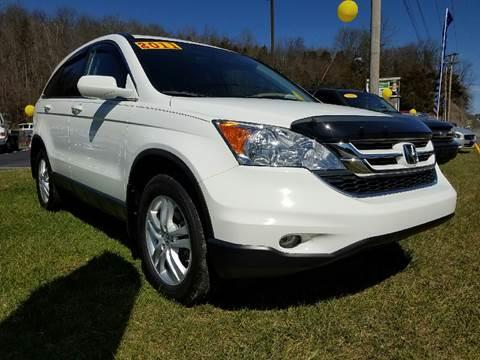 2011 Honda CR-V for sale at Leonard Auto Sales in Cedar Bluff VA