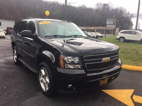 2013 Chevrolet Tahoe for sale in Cedar Bluff, VA