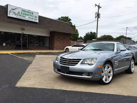 2006 Chrysler Crossfire for sale in Olathe, KS