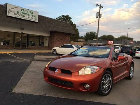 2007 Mitsubishi Eclipse Spyder for sale in Olathe, KS