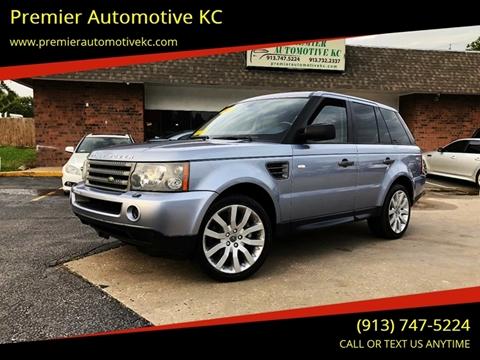 Land Rover For Sale in Olathe, KS - Premier Automotive KC