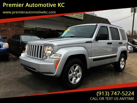 2012 Jeep Liberty for sale in Olathe, KS