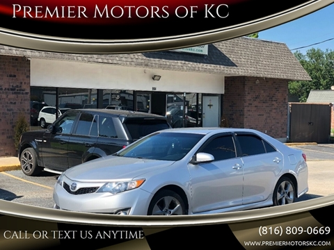2013 Toyota Camry for sale in Kansas City, MO