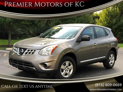 2011 Nissan Rogue for sale in Kansas City, MO