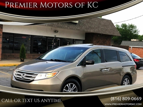 2011 Honda Odyssey for sale in Kansas City, MO