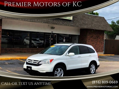 2011 Honda CR-V for sale at Premier Motors of KC in Kansas City MO