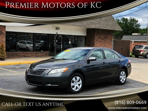 2009 Toyota Camry for sale in Kansas City, MO