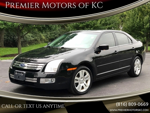 2007 Ford Fusion for sale at Premier Motors of KC in Kansas City MO